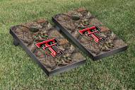 Texas Tech Red Raiders Mossy Oak Cornhole Game Set