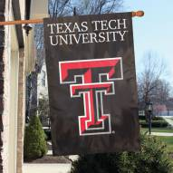Texas Tech Red Raiders NCAA Embroidered / Applique College Flag Banner