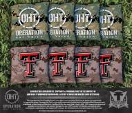 Texas Tech Red Raiders Operation Hat Trick Cornhole Bag Set
