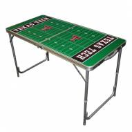 Texas Tech Red Raiders Outdoor Folding Table