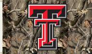 Texas Tech Red Raiders Premium Realtree Camo 3' x 5' Flag