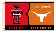 Texas Tech/Texas 3' x 5' House Divided Flag