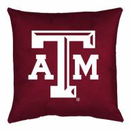 Texas A&M Aggies NCAA Locker Room Toss Pillow