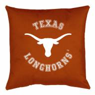 Texas Longhorns NCAA Locker Room Toss Pillow