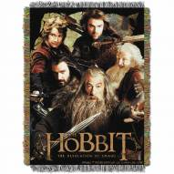 The Hobbit Throw Blanket