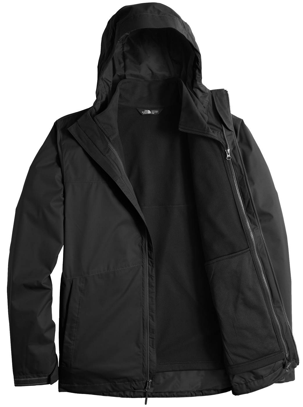 The North Face Triclimate 3 In 1 >> The North Face Men's Arrowood Triclimate Jacket