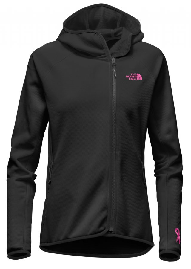 The North Face Women's Pink Ribbon Arcata Hoodie