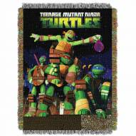 TMNT Guardian Ninjas Throw Blanket