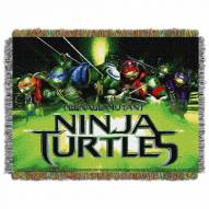 TMNT Throw Blanket