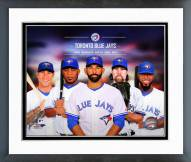 Toronto Blue Jays 2014 Team Composite Framed Photo