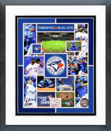 Toronto Blue Jays 2015 Team Composite Framed Photo