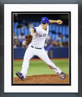 Toronto Blue Jays Aaron Loup 2014 Action Framed Photo