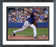 Toronto Blue Jays Aaron Sanchez 2014 Action Framed Photo