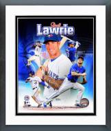 Toronto Blue Jays Brett Lawrie 2014 Portrait Plus Framed Photo