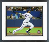 Toronto Blue Jays Chris Colabello 2015 Action Framed Photo