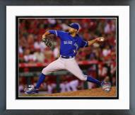 Toronto Blue Jays David Price 2015 Action Framed Photo