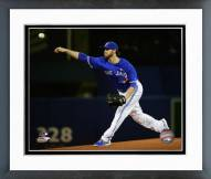 Toronto Blue Jays Drew Hutchison 2014 Action Framed Photo