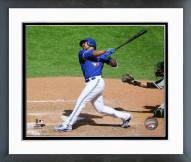 Toronto Blue Jays Edwin Encarnacion 2015 Action Framed Photo
