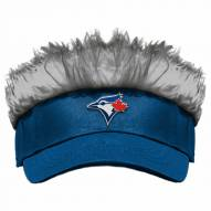 Toronto Blue Jays Flair Hair Visor