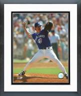 Toronto Blue Jays Jack Morris Action Framed Photo