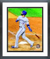 Toronto Blue Jays Jose Bautista 2014 Action Framed Photo