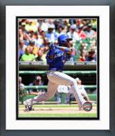 Toronto Blue Jays Jose Reyes 2014 Action Framed Photo