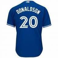 Toronto Blue Jays Josh Donaldson Replica Bright Royal Alternate Baseball Jersey
