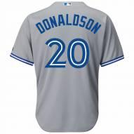 Toronto Blue Jays Josh Donaldson Replica Road Baseball Jersey