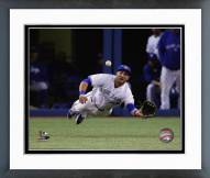 Toronto Blue Jays Kevin Pillar 2014 Action Framed Photo