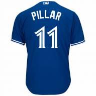 Toronto Blue Jays Kevin Pillar Replica Bright Royal Alternate Baseball Jersey