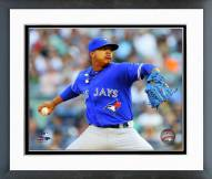 Toronto Blue Jays Marcus Stroman 2014 Action Framed Photo