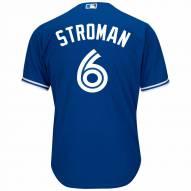 Toronto Blue Jays Marcus Stroman Replica Bright Royal Alternate Baseball Jersey