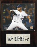 "Toronto Blue Jays Mark Buehrle 12"" x 15"" Player Plaque"