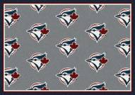 Toronto Blue Jays MLB Repeat Area Rug