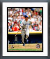 Toronto Blue Jays Paul Molitor Action Framed Photo