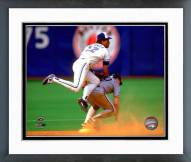Toronto Blue Jays Roberto Alomar 1991 Action Framed Photo