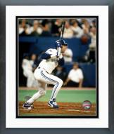 Toronto Blue Jays Roberto Alomar 1993 World Series Framed Photo