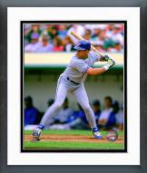Toronto Blue Jays Roberto Alomar Action Framed Photo