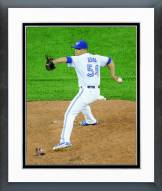 Toronto Blue Jays Roberto Osuna 2015 Action Framed Photo