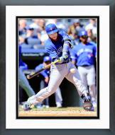 Toronto Blue Jays Russell Martin 2015 Action Framed Photo