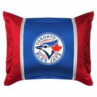 Toronto Blue Jays Sidelines Pillow Sham