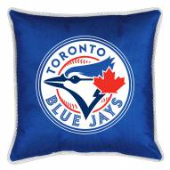 Toronto Blue Jays Sidelines Pillow