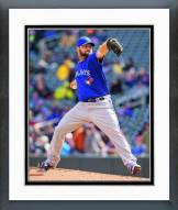Toronto Blue Jays Todd Redmond 2014 Action Framed Photo