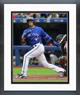 Toronto Blue Jays Troy Tulowitzki 2015 Action Framed Photo
