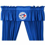 Toronto Blue Jays Window Valance