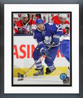 Toronto Maple Leafs Brandon Kozun 2014-15 Action Framed Photo