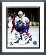 Toronto Maple Leafs Doug Gilmour Action Framed Photo