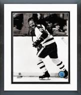 Toronto Maple Leafs Eddie Shack Action Framed Photo