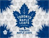 Toronto Maple Leafs Logo Canvas Print