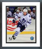 Toronto Maple Leafs Peter Holland 2014-15 Action Framed Photo